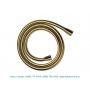 Душевой шланг Isiflex 1,6 м, цвет полированное золото, Hansgrohe 28276990
