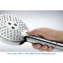 Ручной душ Raindance Select S 120 3jet P, цвет хром, Hansgrohe 26014000
