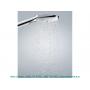 Ручной душ Raindance Select 120 Air 3jet ½ белый/хром  Hansgrohe 26520400