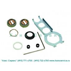 Набор уплотнений для ремонта шарового картриджа Hansgrohe 13952000