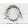 Душевой шланг Novaflex A  1,60 м, ½', цвет под сталь Hansgrohe 28296800