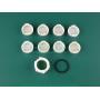 Набор кнопок для душевой системы Select Hansgrohe 92218000