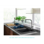 Душевая лейка кухонного смесителя Metris M71 Hansgrohe 93172000