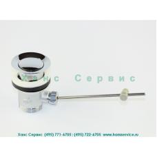 Сливной гарнитур (донный клапан) с рычагом Hansgrohe 94139000