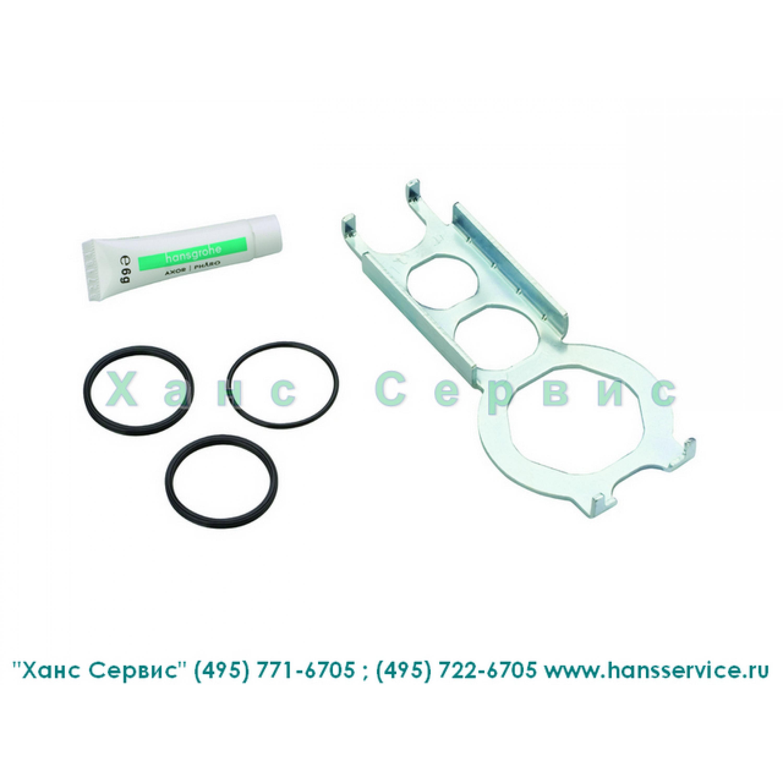 Уплотнения излива кухонного смесителя Axor 95053000