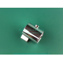 Рукоятка термостатического смесителя  Ecostat, цвет хром Hansgrohe 95836000