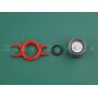 Аэратор ламинарный М22х1 (расход 15 л/мин) для кухонного смесителя Axor 95909000