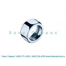 Крепежные гайки для смесителей (комплект из 2-х штук) Hansgrohe 96157000