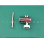 Ролик для дверей душевой кабины Аквафан (Aquafun) Pharo 97003000