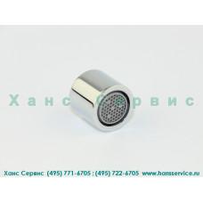 Аэратор M16 (7 л/мин) для смесителей на биде Axor (7 л/мин), цвет хром Hansgrohe 97360000