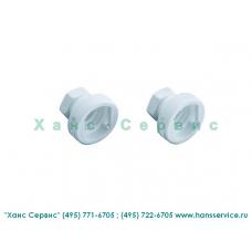 Заглушки блока электромагнитных клапанов душевой кабины Aquafun  Pharo Hansgrohe 97390000
