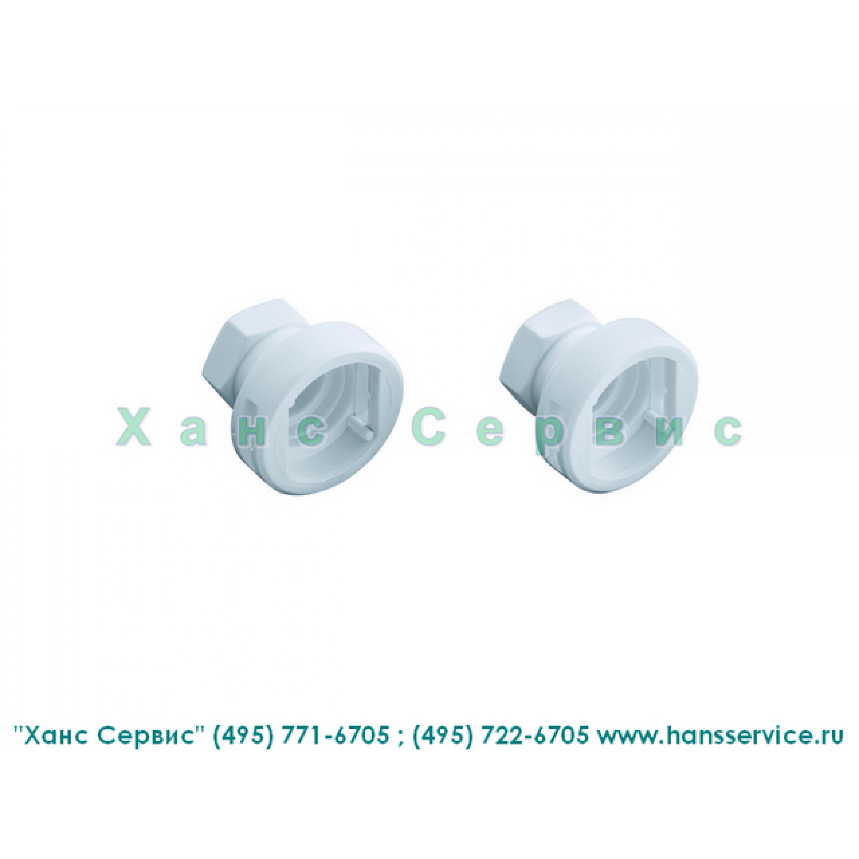 Заглушка блока электромагнитных клапанов душевой кабины Aquafun  Pharo Hansgrohe 97390000