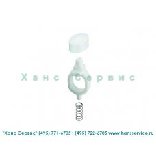 Кнопка для рукоятки термостата овальной формы Hansgrohe 97408000