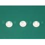 Керамические декоративные заглушки Axor Montreux Hansgrohe 97987000