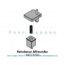 Ремкомплект (блокиратор положений) для душевого гарнитура Raindance Allrounder Hansgrohe 98517000