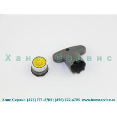 Аэратор M16,5 для смесителей на умывальник Axor Citterio M (7 л/мин), цвет хром Hansgrohe 98926000